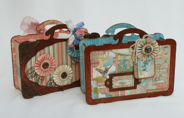 Candy Box Suitcase
